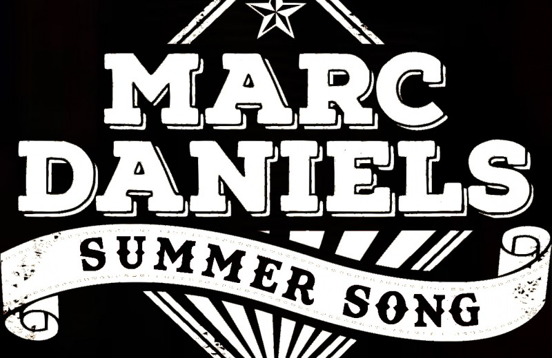 Marc Daniels- Summer Song Artwork