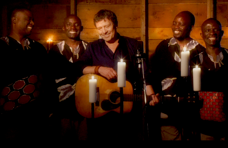 Christmas Day on Planet Earth - Lennie Gallant with Black Umfolosi